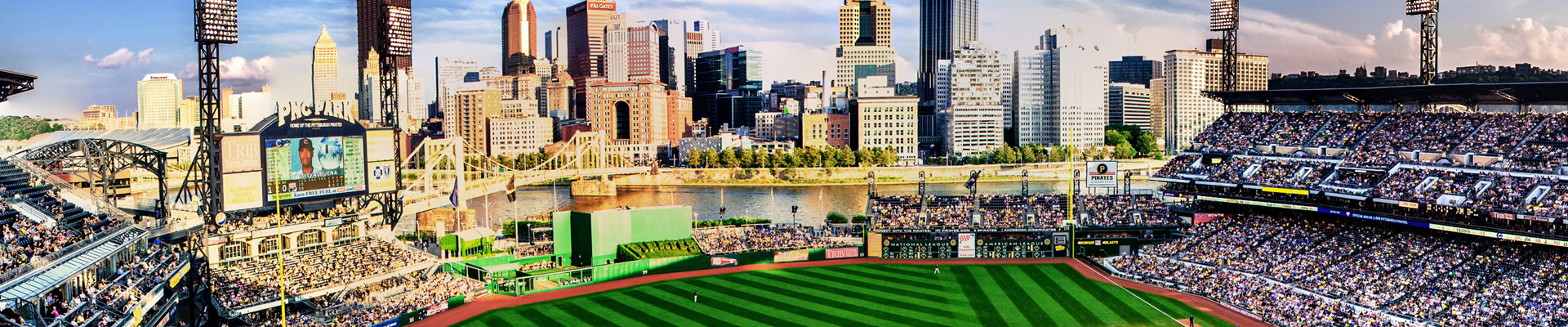 Vacation, Travel, and Ticket Packages for MLB Baseball
