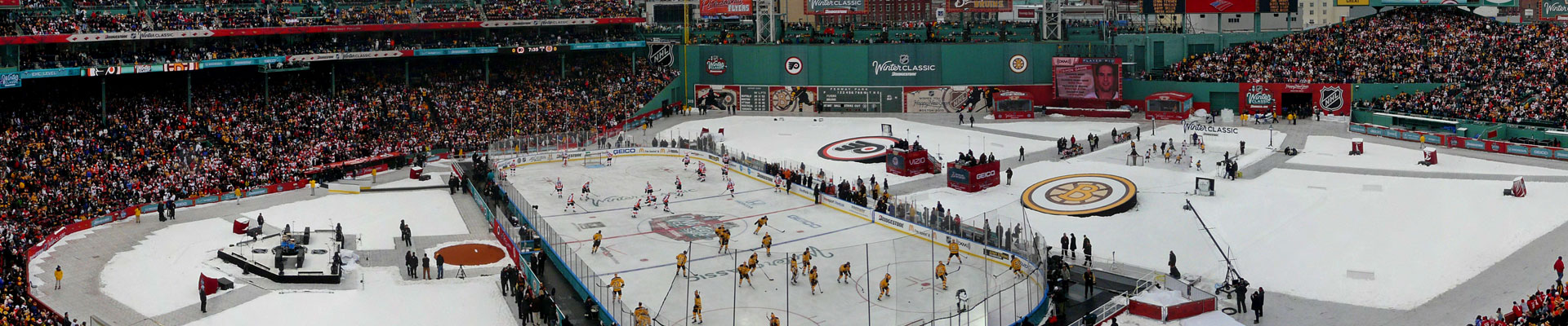 NHL Hockey Travel and Vacation Packages