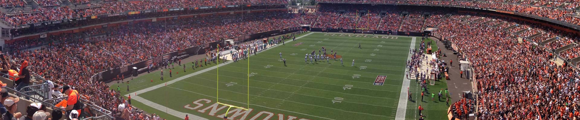 Cleveland Browns Travel and Vacation Packages
