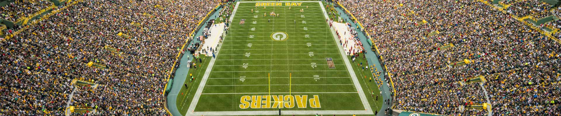 Green Bay Packers Travel and Vacation Packages