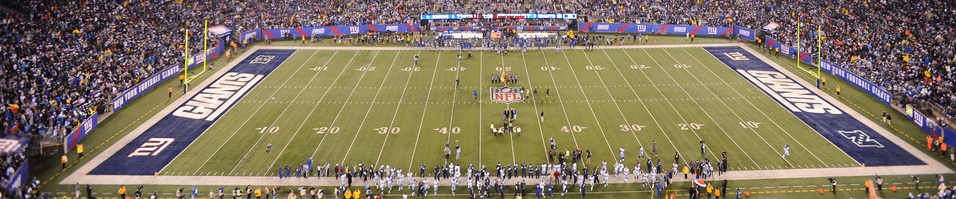 New York GIants Vacation and Travel Packages