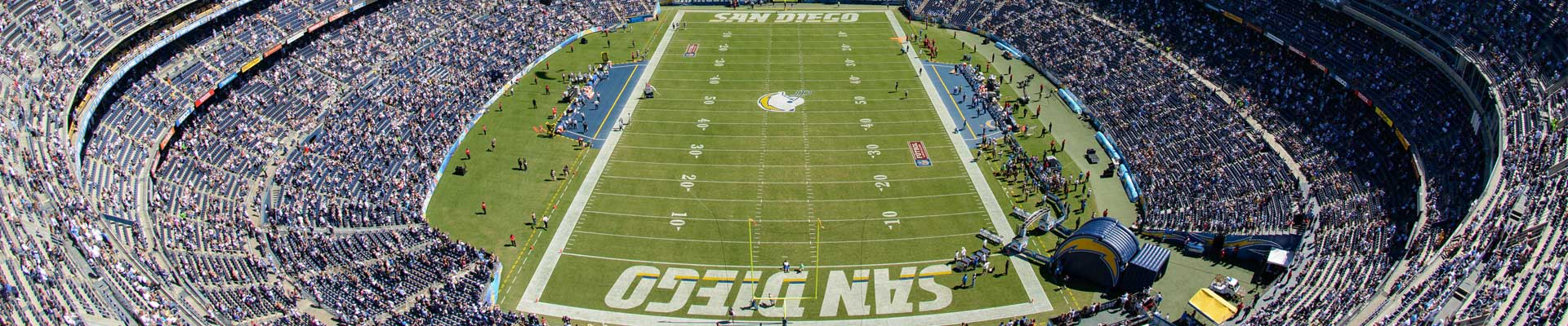 San Diego Chargers Travel and Vacation Packages