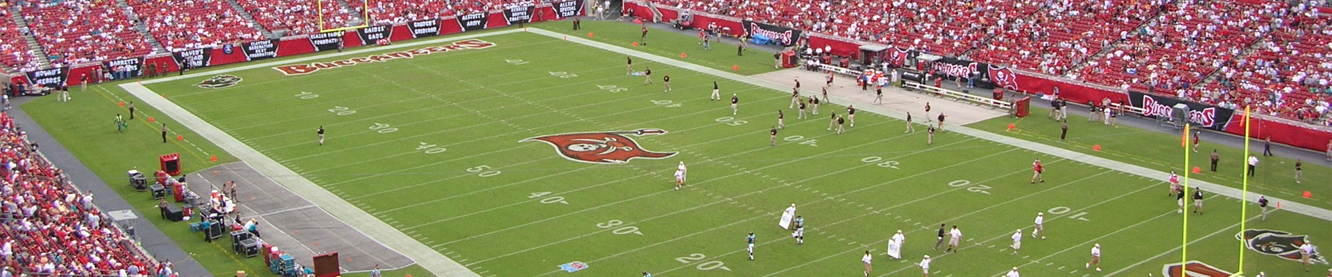 Tampa Bay Buccaneers Travel and Vacation Packages